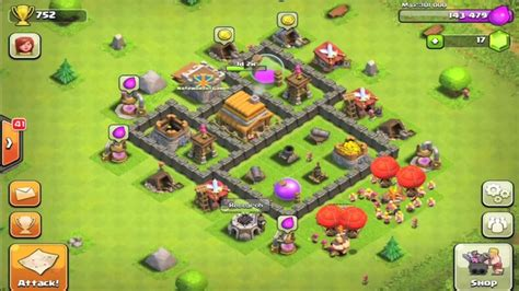 layout editor coc th 4 base design ironfist master of clash clash of clans