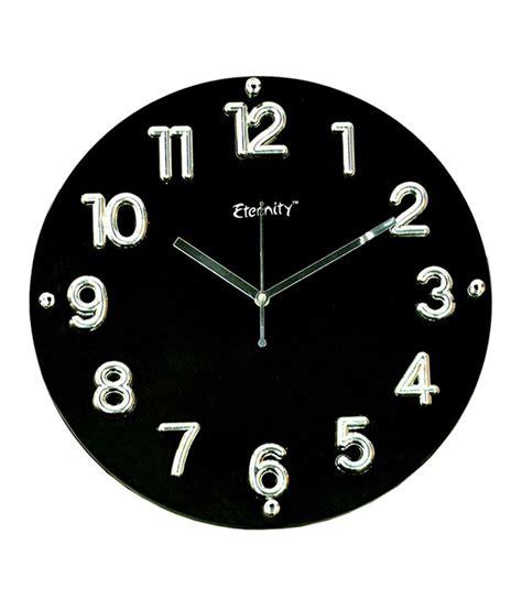 designer wall clock eternity designer wall clock buy eternity designer wall
