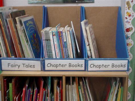 organization books getting organized