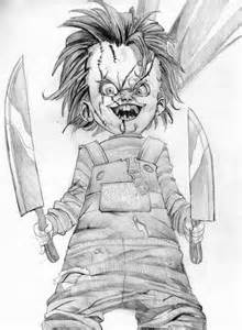 chucky by thenubi on deviantart