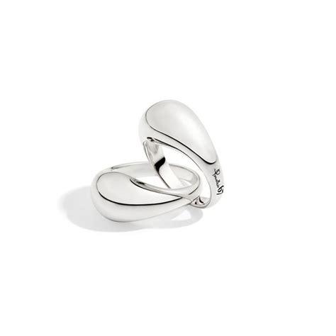 pomellato 67 anelli pomellato 67 anello argento a b411 a