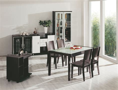 modern dining room sets with china cabinet modern china cabinet dining room modern with contemporary