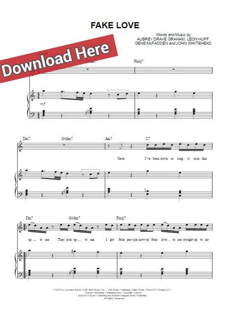 music keyboard tutorial software free download drake fake love sheet music piano notes chords