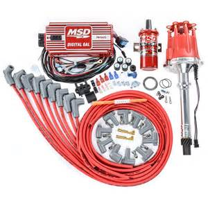 Msd Ignition Parts Australia Msd 85551k Ignition Kit Includes Distributor 6al Ignition