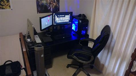 furniture cool computer setups and gaming setups and cool computer setups and gaming setups