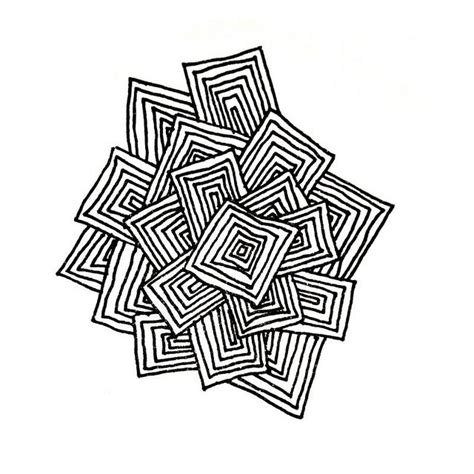 zentangle pattern squares zentangle 102 squares doodles squares and zentangles