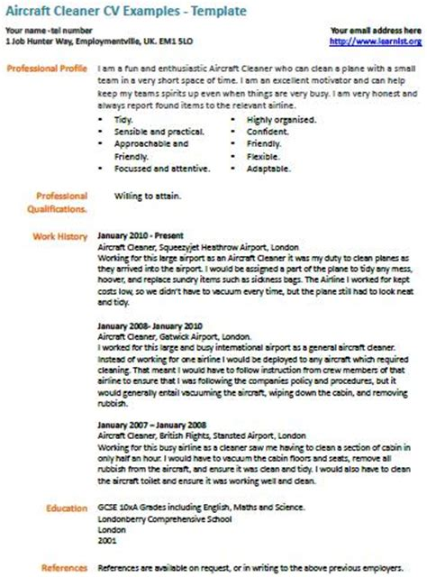 house cleaning exle house cleaning resume skills