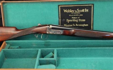 webley scott model 700 shotgun webley scott model 700 20 ga side by side shotgun