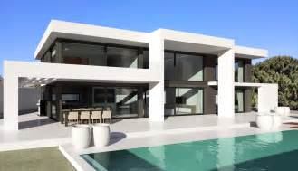 Modern Villas Modern Turnkey Villas In Spain France Portugal