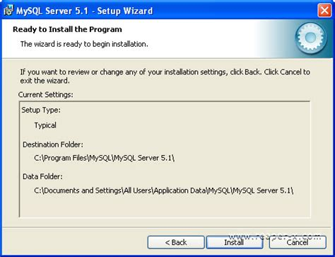 configure xp mysql password how to install apache php and mysql on windows xp reaper x