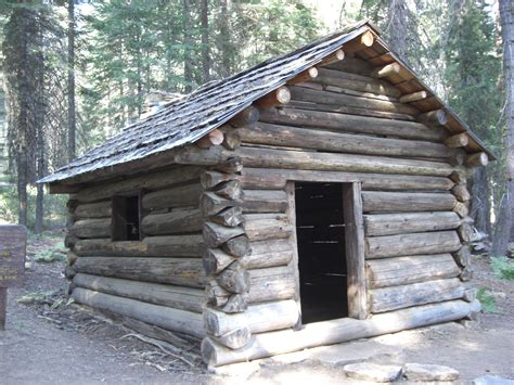 What Is The Cabin by File Squatter S Cabin Sequoia National Park Jpg