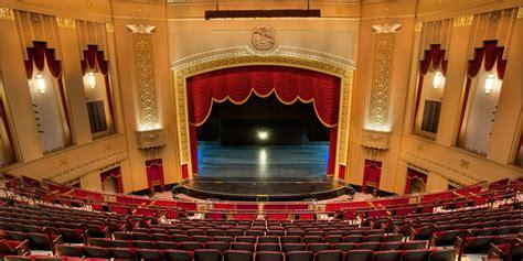 peabody opera house seating peabody opera house schuler shook