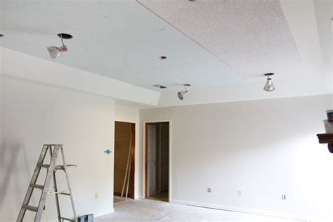 popcorn ceiling installation pin by brynley phillips on diy