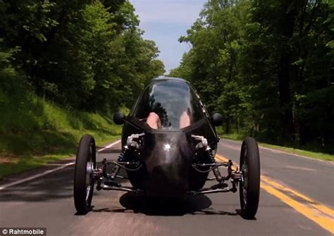 Raht Racer For Sale by The Bike That Could Let You Pedal As Fast As A Car New