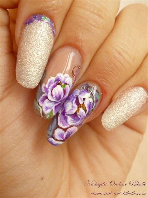flower design nail polish 17 best images about one stroke zhostovo on pinterest