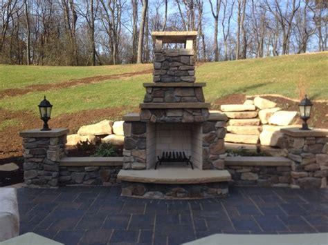 eldorado outdoor fireplace eldorado fireplace