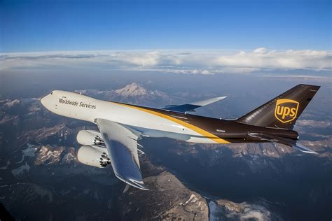 ups to reinvest tax cuts buy more freighters with multi billion dollar plan air cargo world