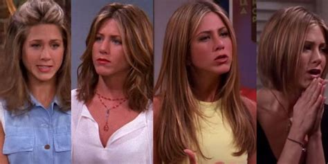 Friends Hairstyles by Every Single Hairstyle Green Had In Friends
