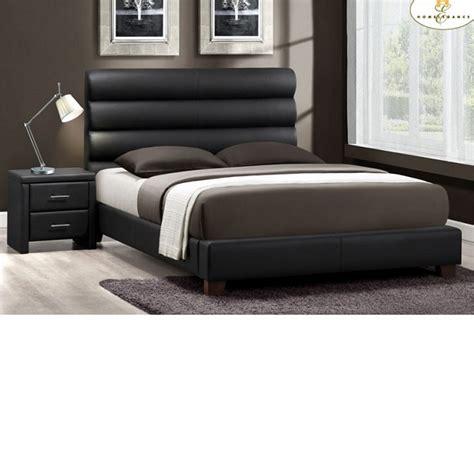 Aven Furniture by Dreamfurniture 5795 Aven Bed Black