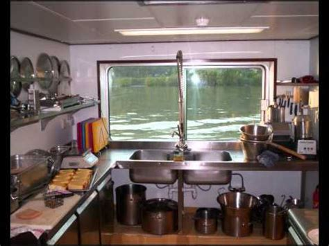 Cruise Ship Cabin by Crew Cabins And Galleys Of River Cruise Ships