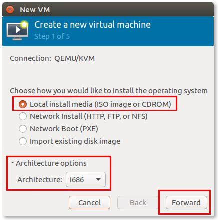how to install qemu ubuntu how to install ubuntu in qemu kvm virtual machine