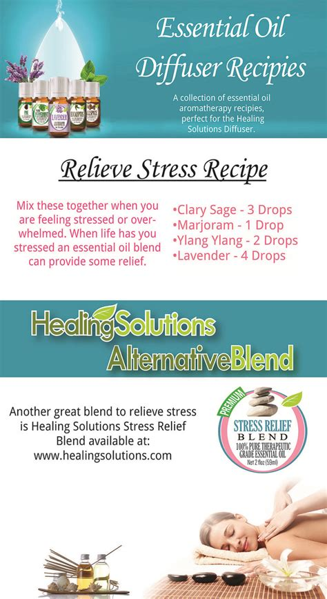 Healing Solutions Ease Blend 2 17 best images about healing solutions on