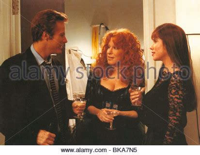 freundinnen bette midler barbara hershey beaches 1988 stock photo royalty free
