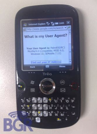 palm treo 850 to be the best palm smartphone