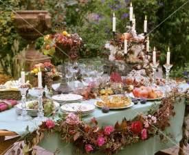 beautiful table elegant buffet table party ideas pinterest gardens