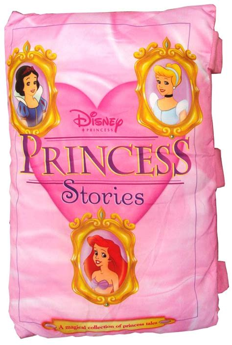 Bantal Boneka Princess bantal buku princess toko bunda