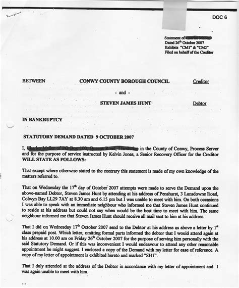Letter Of Agreement Between Neighbors Pier Colwyn Bay Official Website
