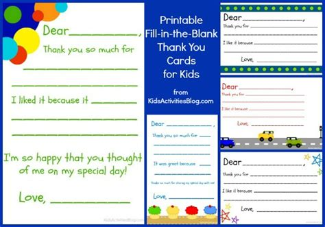 fill in the blank thank you card template poems for thank you notes new calendar