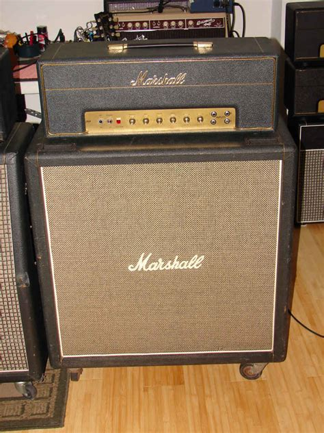 marshall and cabinet marshall and cabinet marshall mg4 series mg412 guitar