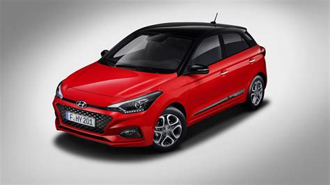Hyundai I 20 by New Hyundai I20 B Segment Hatch Gets Updated Styling And