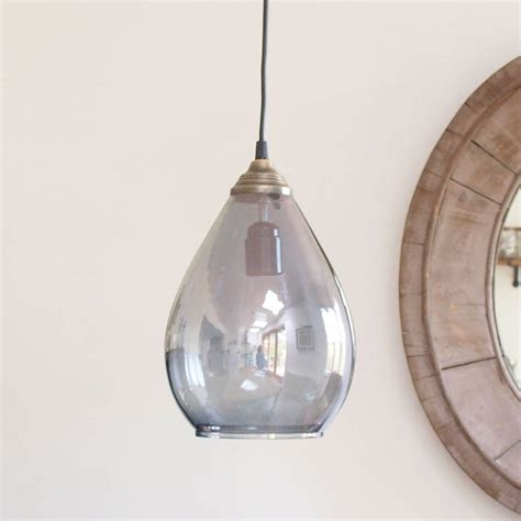 simple pendant light simple glass pendant light by idyll home