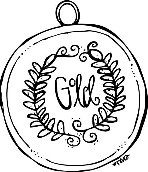 free coloring pages of medals
