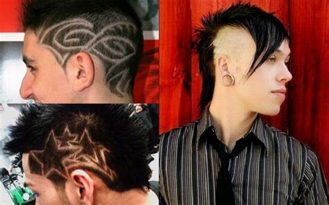 model rambut qaza nabi muhammad melarang potongan rambut seperti ini