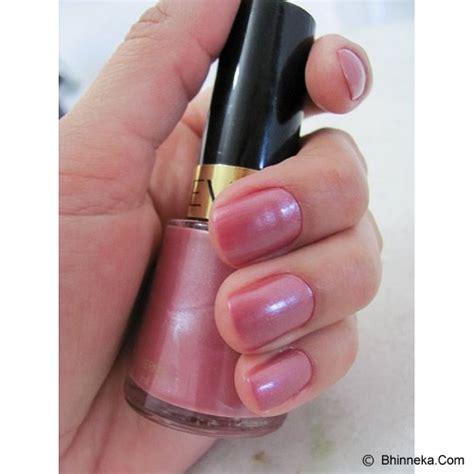 Cat Kuku Revlon jual revlon nail enamel 0667 151 000 iced mauve pink