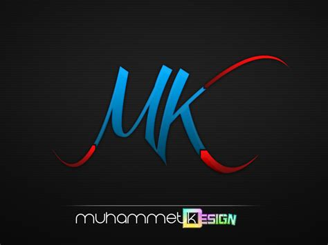 mk design mk design logo by muhammetk on deviantart