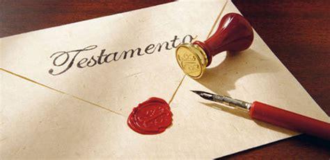 quanto costa un testamento pubblicazione testamento olografo costo e termine soldioggi