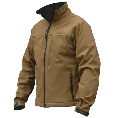 Jaket Waterproof Army highlander odin soft shell waterproof breathable