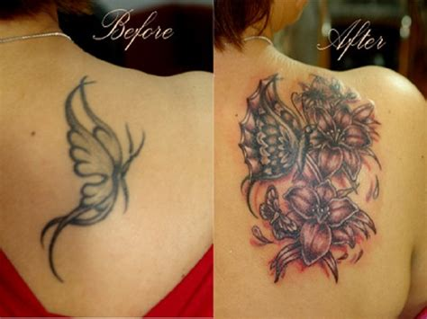 tribal tattoo cover up ideas syella