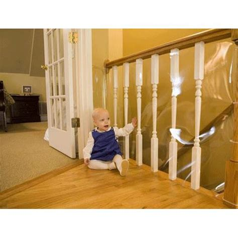 indoor banister cardinal gates indoor banister shield protector child safety gates