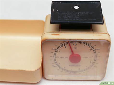 Timbangan Tepung Roti 3 cara untuk menakar tepung dengan benar wikihow