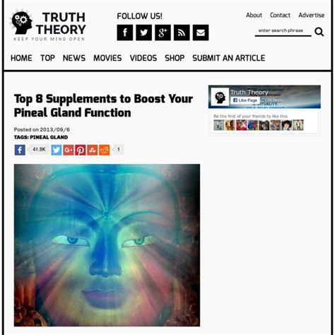 8 supplements for pineal gland top 8 supplements to boost your pineal gland function