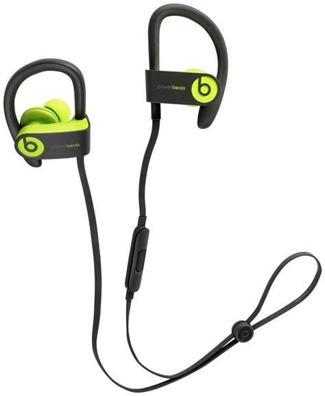 Headset Powerbeats beats by dr dre powerbeats 3 wireless mnno2zm a gelb headphones computeruniverse