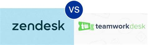 Zendesk Vs Teamwork Desk 5 Best Cloud Services