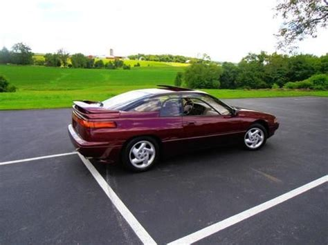 auto air conditioning repair 1994 subaru svx spare parts catalogs buy used 1994 subaru svx coupe 3 3l v6 low miles sporty fast collector clean low reserve in bel