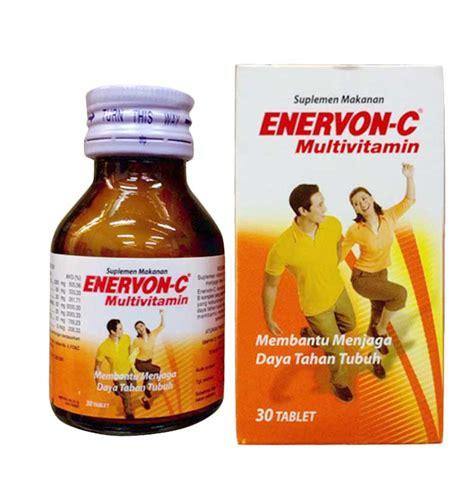 Enervon C Tab Isi 30 By Toss jual enervon c suplemen kesehatan 30 tab harga