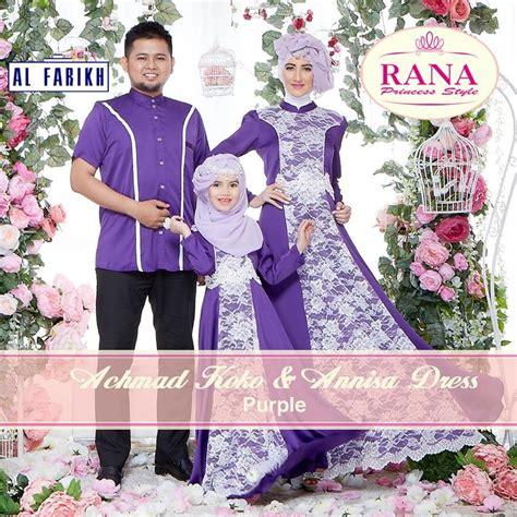 Cutie 66 385 Pakaian Baju Dress Anak Perempuan Usia 4 7 Tahun rana princess style gamis baju muslim terbaru gamis